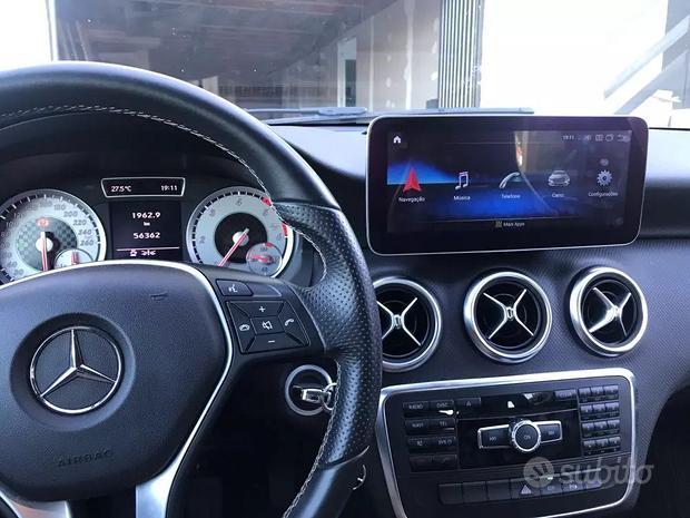 Radio tablet MERCEDES CLASSE A   GLA   CLA