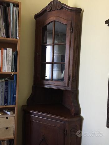 Angoliera libreria porta porta oggetti