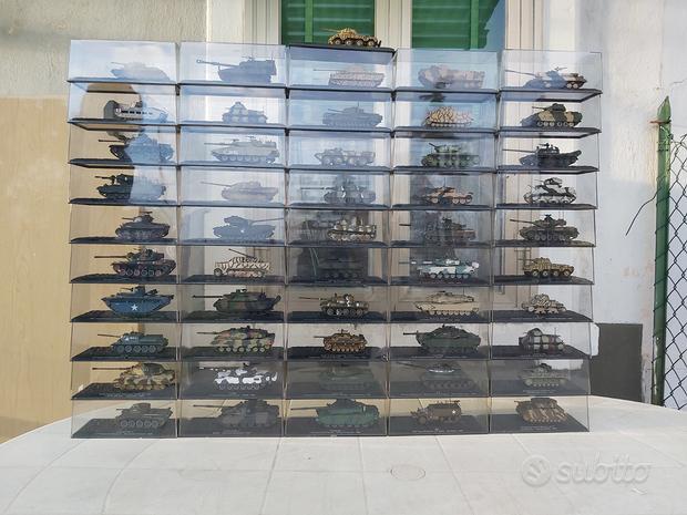 Modellini di carri armati