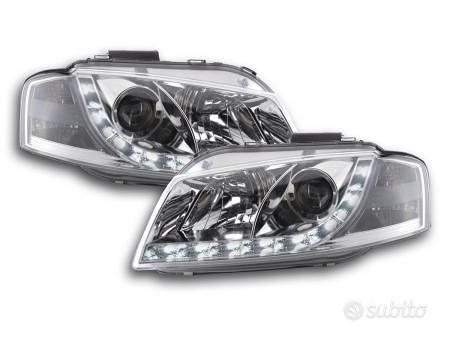 faro luci di marcia diurna Daylight Audi A3 tipo 8