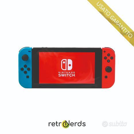 Nintendo Switch Blu/Rosso Neon 2019 - HAC-001(-01)