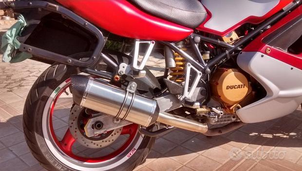 Doublefire Titanium Ducati ST2 ST3 ST4 ST4S