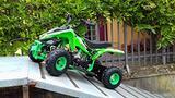 Nuovo quad minimonster 50 2t verde
