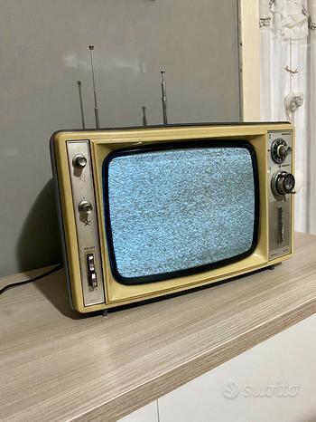 Televisore GELOSO GTV 12 a transistori (38x25)