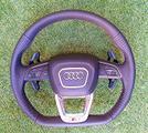 Volante Originale Audi SQ S Piatto Nuovo Q5 Q7 Q8