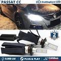 Kit Lampadine LED H7 per VW PASSAT CC CANbus 6500K