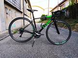 Bici Cube Attain ALS + Scarpe S-Works