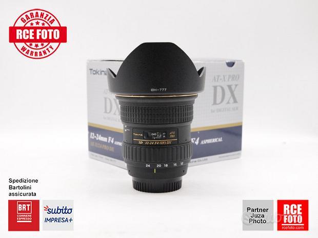 Tokina AT-X PRO SD 12-24 F4 Aspherical DX 124037 (