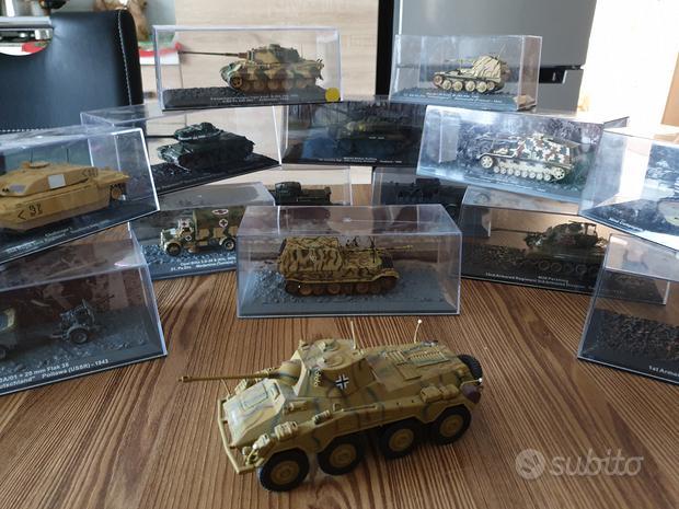 Collezione modellini carri armati