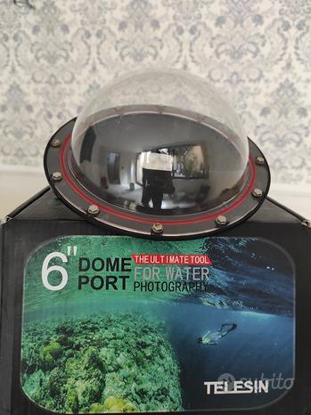 Telesin dome per GoPro, fino al mod. 6