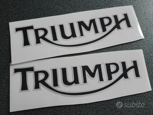 Triumph adesivi