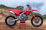Honda Ufficiale Red Moto CRF 250 R - 2022