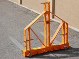 Forca pallet per trattore carico 700 kg