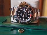 Rolex sea-dweller 126603, nuovo 2021