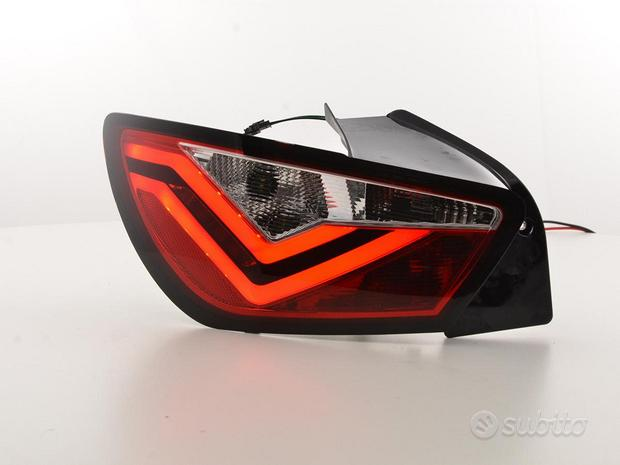 fanali posteriore a LED Seat Ibiza 6J 3-T?rer an
