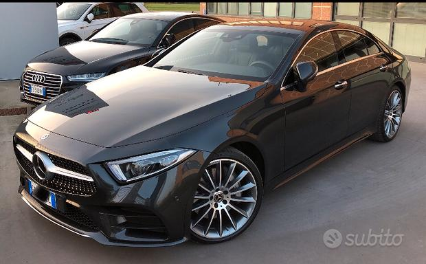 Mercedes CLS 350D Premium plus