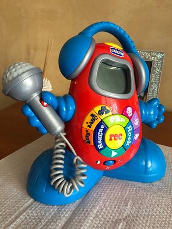 Registratore Karaoke Chicco
