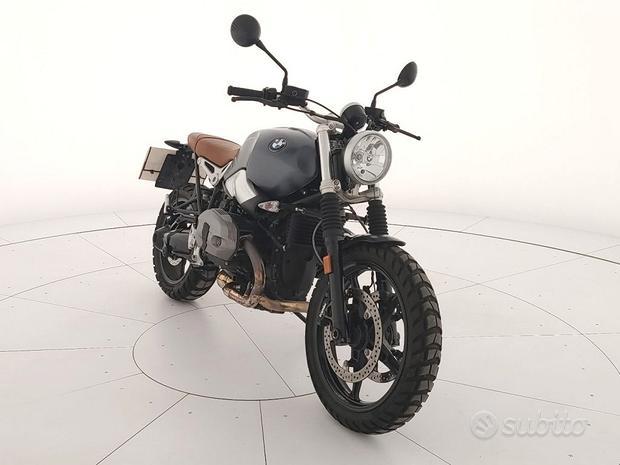 BMW R Nine T 1200 Scrambler AZIENDALE-SCARICO AK