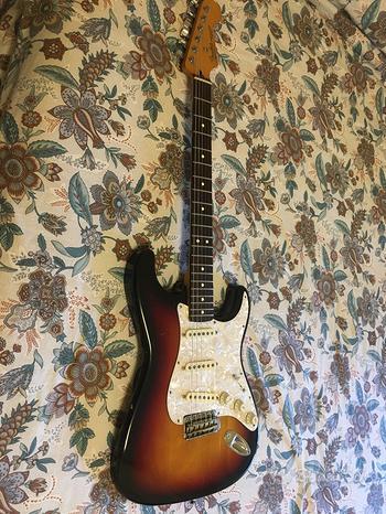 Fender Stratocaster USA Japan Mex Relic