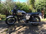 Triumph Bonneville T100 SE