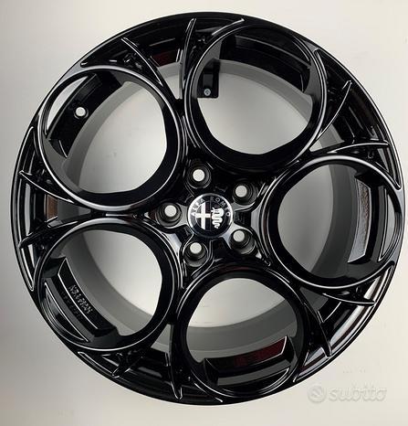 Cerchi in lega Alfa Romeo Giulietta 19 Pollici