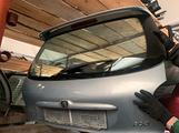 Portellone portello baule Peugeot 206 con alettone