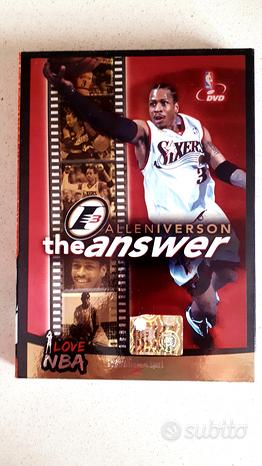 DVD Allen Iverson