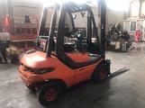 Muletto Linde diesel 2 ton