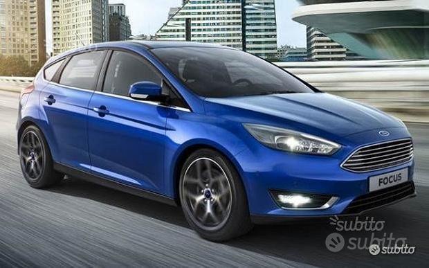 Ford focus 2017 1.0 benzina ricambi