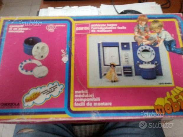 Mobilla Querzola Vintage AMBIENTE 008106 Bagno