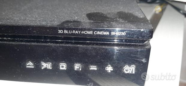 Lettore dvd blu ray home theatre dolby surround