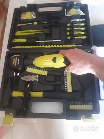 Cacciavite Avvitatore elettrico nuovo