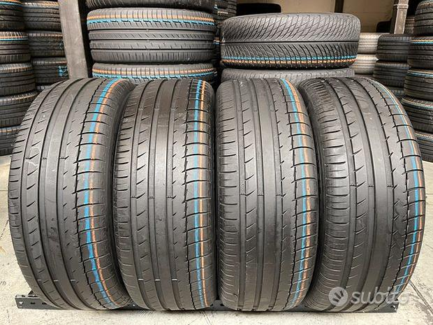 4 Gomme 235/55 R17 - 99V Michelin estive 80% resid