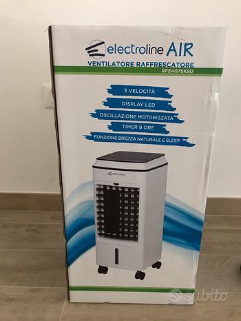 Ventilatore raffrescatore