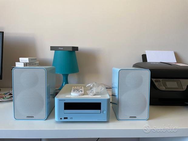 Impianto mini hi-fi