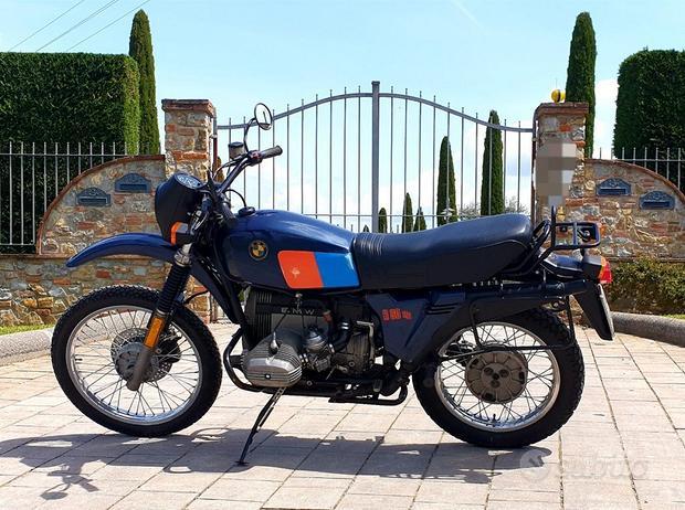 MOTOS-BIKES Bmw Bmw gs80