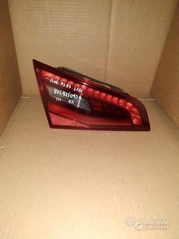Audi a3 s3 fanale posteriore interno sx led