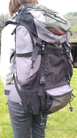 Zaino Invicta trekking
