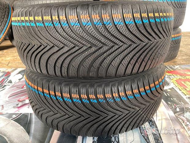 2 Gomme 215/50 R17 - 95V Michelin invern.95% resid