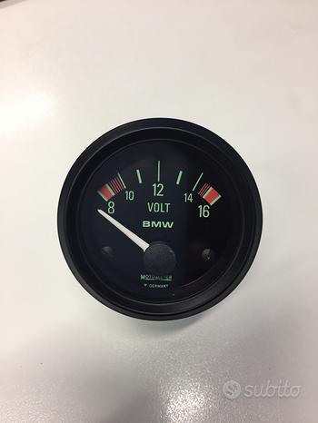 Voltmetro moto Bmw