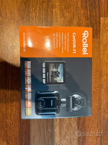 Dash camera Rollei CarDVR-71