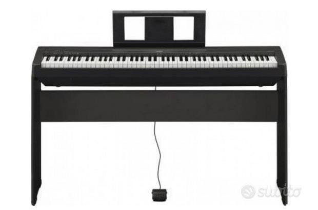Yamaha NP45 PACK | Pianoforte elettrico portatile
