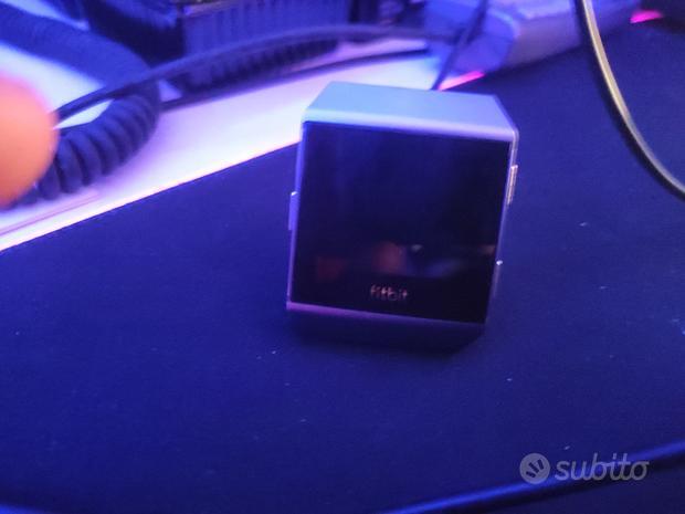 Fitbit Ionic sportwacht ossigenazione GPS integrat