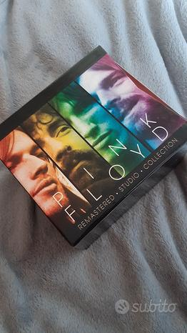 Pink Floyd remastered studio collection - box set