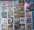 Lotto videogiochi nintendo ds 3ds 2ds dsi dslite