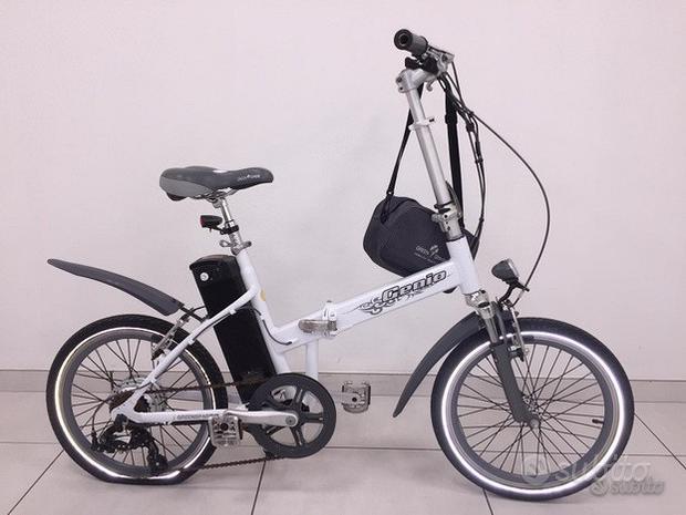 Bicicletta elettrica Green Spark Genio