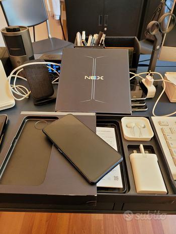 Vivo NEX dual screen 10/128GB blu