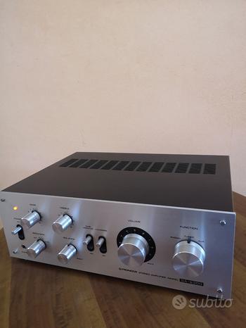Amplificatore - Pioneer SA 6300 (anni 70)