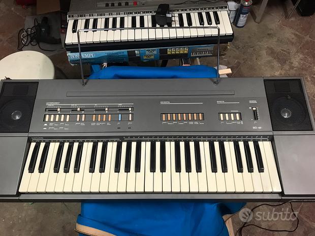 Pianola Farfisa vintage