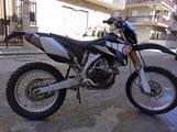 Yamaha wr450 anno 2009